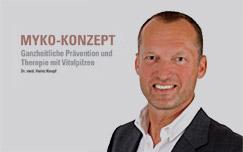 Mykokonzept von Dr. med. Heinz Knopf veröffentlicht
