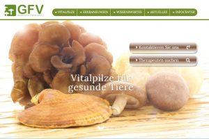 Tierwebseite